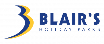 Blairs+Holiday+Parks+Blue